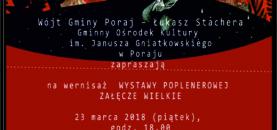 """WYSTAWA POPLENEROWA """"ZAŁĘCZE WIELKIE"""""""